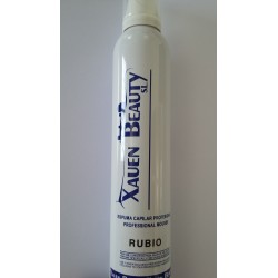 ESPUMA COLOR RUBIO 300ML XAUEN BEAUTY